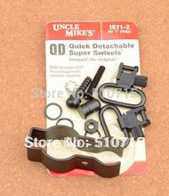 Hunting shooting Gun sling QD Super Swivels Fit: Remington 870 P Police shotguns 1671-2 RBO M4892(China)