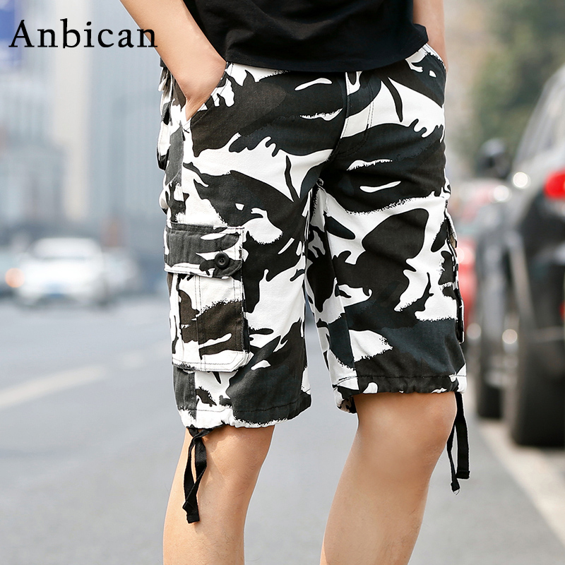 Mens White Camo Shorts Promotion-Shop for Promotional Mens White ...
