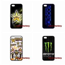 cute case Rockstar Energy Logo For HTC One X S M7 M8 mini M9 Plus Desire 820 Moto X1 X2 G1 G2 Razr D1 D3 Samsung