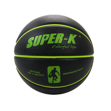 Poam PVC mens Womens Basketball training ball Indoor&Outdoor game used basketball ball size 7(China)