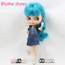 Free shipping Blyth doll shoes Kitty and Bow eight differents color Cute Neo