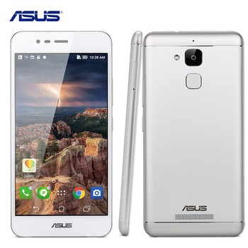 Asus zenfone pegasus 3x008 teléfono celular android 6.0 quad Core 5.2 ''Smartphone 3G RAM 32G ROM 13MP 4100 mAh Móvil teléfono