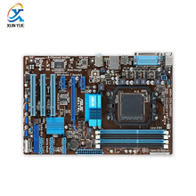 M5A78L Original Used Desktop Motherboard AMD 760G Socket AM3+ DDR3 16G SATA2 USB2.0 ATX