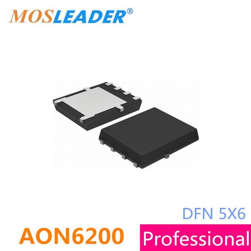 SMD AON6200 DFN5X6 100pcs 500PCS AON6200L 6200 N-Channel 30V 24A High quality Original<br>