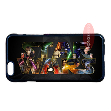 Star Wars Cover Case for LG G2 G3 G4 Samsung S3 S4 S5 Mini S6 S7 Edge Plus Note 2 3 4 5 iPhone 4S 5 5S 5C 6 6S 7 Plus iPod 5 #i