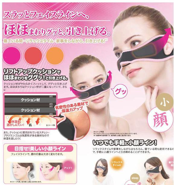 High Quality Hot! New Women Face Massager,Slimming Face Belt, V Shape 3D Strap Facial Mask Massage for Health<br><br>Aliexpress