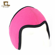 Unisex Women Men Ear Warmer Winter Head Band Polar Fleece Ski Ear Muff Stretch Spandex Hair Band Accessories