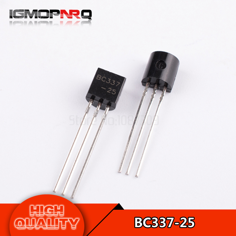 50PCS BC550 Transistor NPN  TO-92 NEW