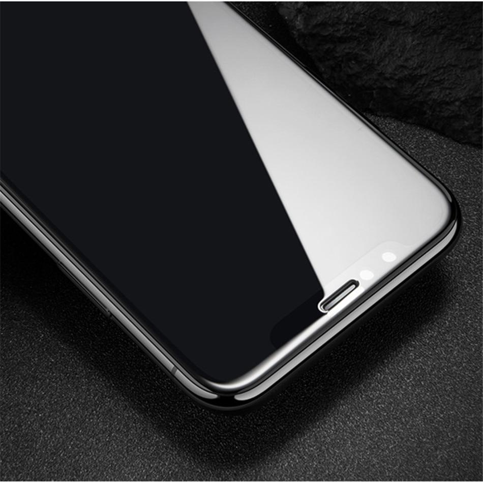 7 iphone X glass