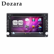 2 din radio Car DVD GPS Player Double Radio Stereo In Dash MP3 Head Unit CD parking 2DIN HD TV Radio Video Audio