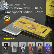 TPU Print Cover Thickness 1.2mm For Xiaomi Redmi Note 3 Pro Prime SE Special Edition 152mm Case For Redmi Note 3 Pro Prime SE