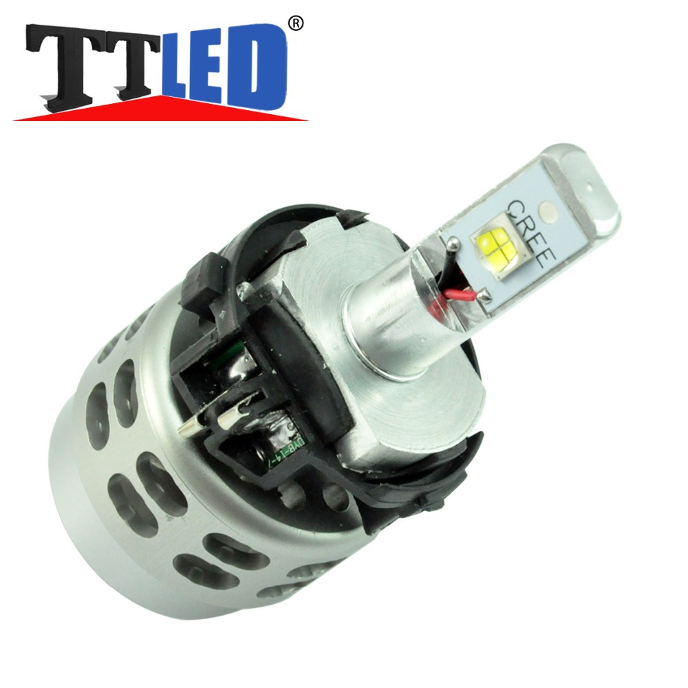 1set H7 LED 40W headlight with Cree Kit High Power Car Light Lamp Bulb For Volkswagen Tiguan T5 Golf 6 7 For Q7 #TD003<br><br>Aliexpress
