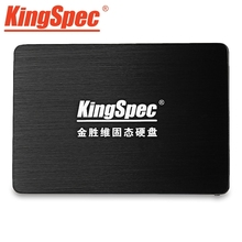 New KINGSPEC 2.5 inch 64GB / 128GB / 256GB Solid State Drive Disk HD HDD Factory Directly SATA for Laptop
