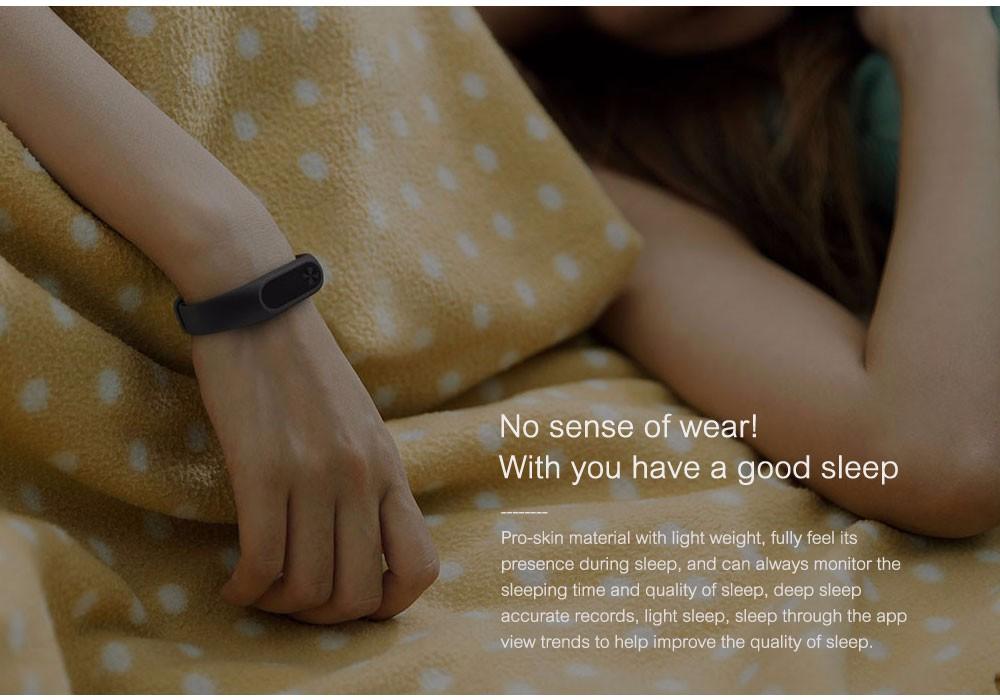 In stock 100% Original Xiaomi Mi smart wristband Xiomi Fitness Bracelet miband 2 mi band 2 for Xiaomi Mi6 sport tracker 8