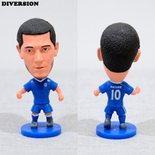 "DIVERSION Soccer Football Player Star 10# HAZARD (C-2017) 2.5"" Action Dolls Figurine"