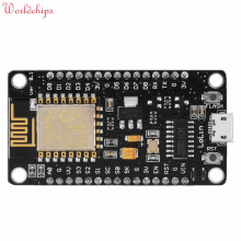 ESP8266 CH340G NodeMcu V3 Lua Wireless Internet Of Things Development Board 3.3V Network WIFI Connector Module Based ESP-12E