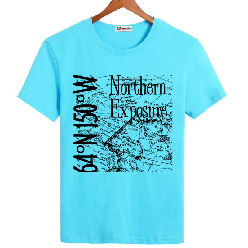 BGtomato cheap sale fashion style new trends t shirts cool design original brand fashion shirts for men(China)