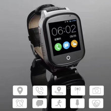 New 3G Smart GPS Tracker Watch Support GPS WIFI LBS Locate SOS Camera for Kids Elderly Finder Smartwatch IOS Android APP