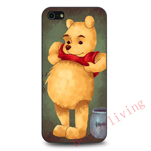 Cool Winnie The Pooh fashion cell phone case cover for samsung galaxy S3 S4 S5 S6 edge S7 edge Note 3 4 5 #R212