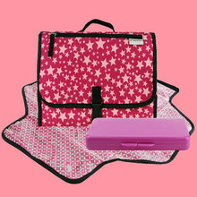 Large size portable baby changing table diaper nappy baby changing pad cover mat waterproof sheet baby care products travel