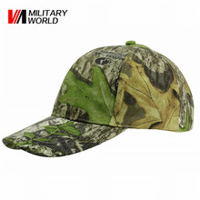 Outdoor Camouflage Hunting Baseball Cap Men Women Army Military Uniform Sport Camping Fishing Caps Hats for Adult Summer Sun Hat
