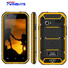 M2 Rugged IP68 Waterproof 3G Smartphone Dustproof Shockproof MTK6580 Quad Core Android 6.0 4.5 inch IPS 1GB+8GB Mobile Phone