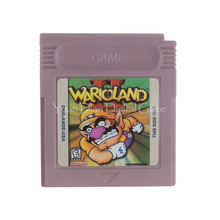 Nintendo GBC Video Game Cartridge Console Card Wario Land 2 English Language Version(China)
