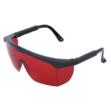 Protection Goggles Laser Safety Glasses Green Blue Red Eye Spectacles Protective Eyewear Red Blue Green Color(China)