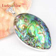 New Design High Quality Jewelry Natural Autralia Abalone Shell  Pendants