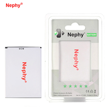 2017 New Original Brand Nephy Mobile Phone Battery For Umi ROME X ROMEX 2500mAh Replacement Li-ion Batteries Best Quality