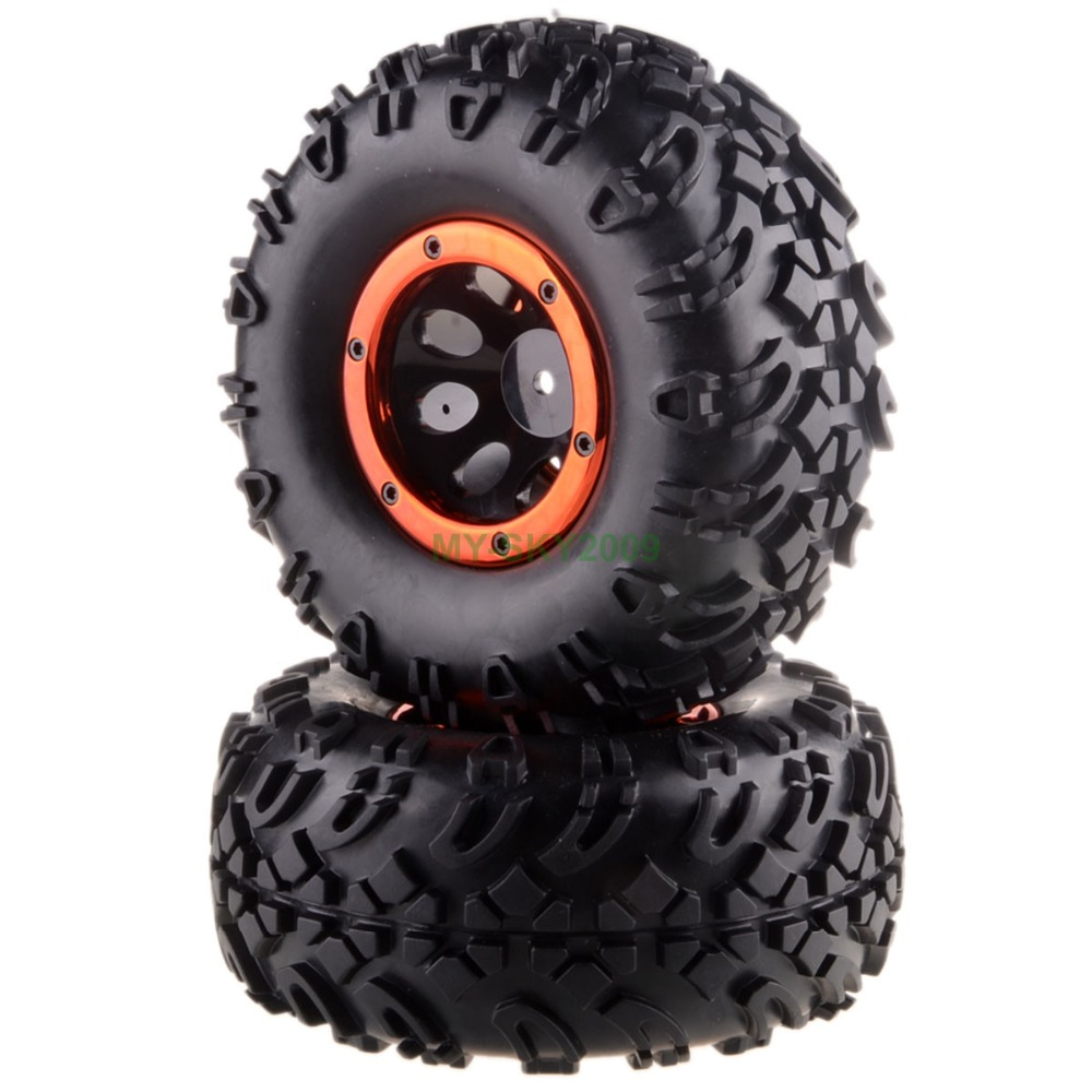 1:10 RC Car HSP 18072 Rims Secure Ring Tires For HSP 94180 HIMOTO REDCAT Rock Crawler Pangolin<br><br>Aliexpress