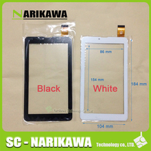 "Free shipping New 7"" for Digma Optima 7.07 3G TT7007MG / Supra M74AG 3G Touch Screen Panel Digitizer Glass Sensor"