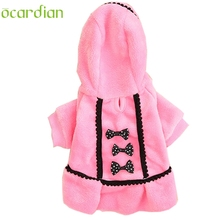 Ocardian dog coat warm pets clothing winter dog clothes for small dog hoodies u61110
