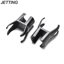 JETTING 1 Pair Black Golves Training Accessories Golf Putter Sucker Finger Ball Retriever Pick up Training Aids