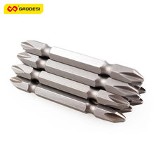 65mm  PH2 Screw Driver Bit 10 PCS  Magnetic Screwdriver Tip Alloy Steel Screwdriver Bits Cross Drill Bit
