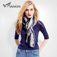 [VIANOSI] Fashion Cotton Scarf Women Luxury Brand Scarves Brand Foulard Femme Print bandana Large Long Soft Scarf VR002(China)