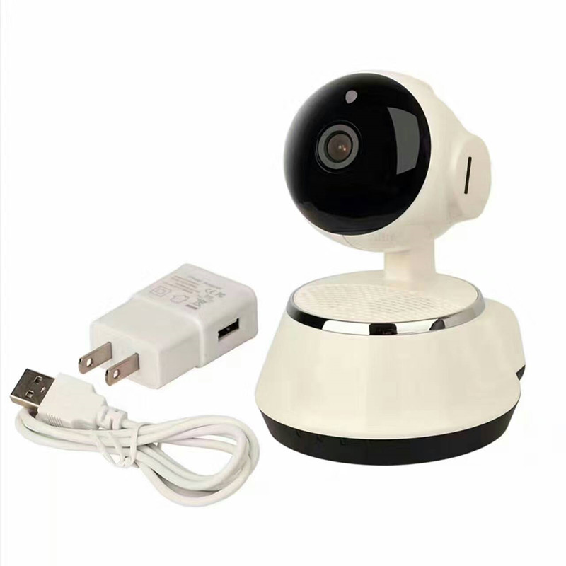 HD 720P Motion Detection Two Way Intercom Wireless IP Camera <br>