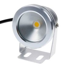 10W Outdoor Underwater LED Light 12V Waterproof IP67 Cold White/Warm White Garden/Pood/Fountain/FishbowlSwimming Pool