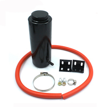 800ml Cylinder Radiator Overflow Reservoir Coolant Tank Universal Can gold/black/blue/red/purple/silver	 YC101142
