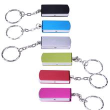 4Gb USB 2.0 Metal USB Flash Drive Mini Portable Aluminum Alloy Cased 360 Degree Rotary Keychain Flash Disk Pendrive Memory Stick(China)