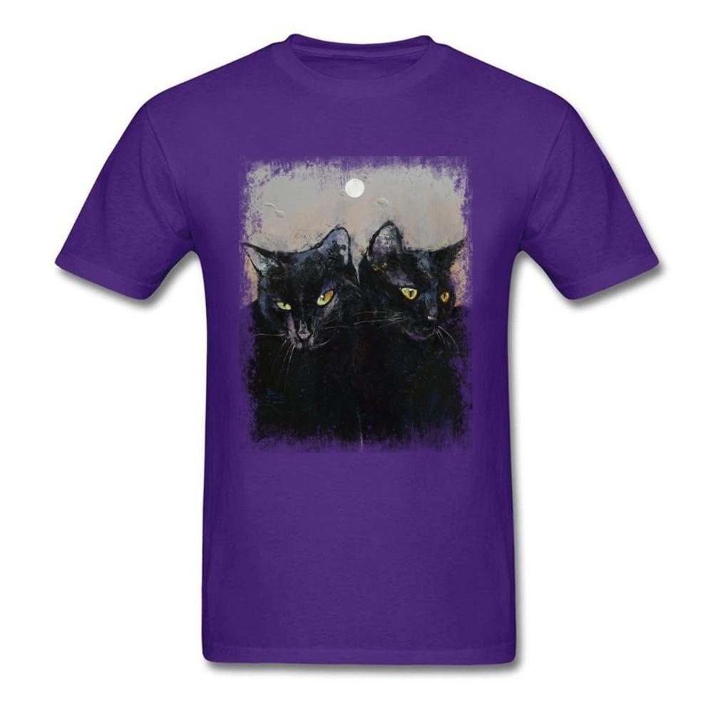 GOTHIC CATS_purple