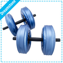 Free shipping Lower Price! New Sport Equipment! High cost performance! Adjustable Water-filled Dumbbell 1 pairs/lot