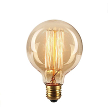 Buy 3000LM Edison Bulb Light E27 220V/110V Retro Filament Bulbs Lamp 40W Incandescent Energy Saving Light Pendant Lamps for $2.93 in AliExpress store