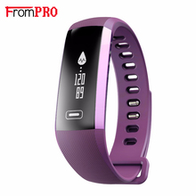 Buy Smart Band Bracelet M2 Blood Pressure Oxygen Oximeter Heart Rate Bluetooth Watch Fitness Tracker Pedometer iOS Android Men for $19.67 in AliExpress store