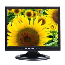 14 inch industrial security LCD monitor High-definition computer monitor BNC AV HDMI VGA