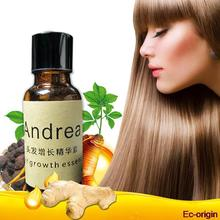 Fashion skin care Fast Hair Growth Pilatory Essence Human Hair Oil fast hair growth oil Original Sunburst Andrea women beauty(China)