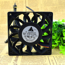 Free Shipping aNS All New Semi CO Delta FFB1212SH 12025 12cm 120mm DC 12V 1.24A server inverter case axial cooler 2PIN/3PIN/4PIN
