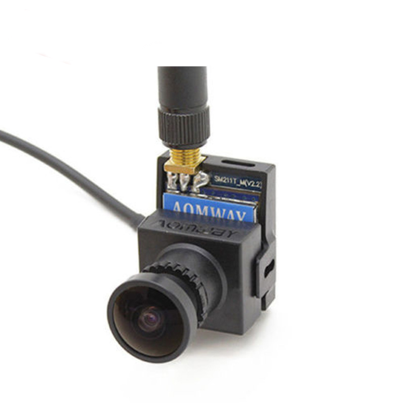 Weyland Aomway HB200CAM 700TVL CMOS and 200mW VTX Combo Built-in Transmitter NTSC / PAL<br>