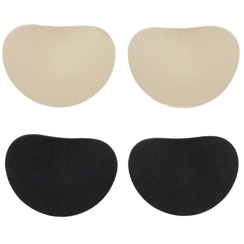 1 Pair Sexy Nipple Cover Pasties Chest Paste Silicone Inserts Breast Pads Sponge Women Self Adhesive Push Up Bra Accessories 5