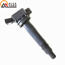 Malcayang High Performance Ignition Coil For Toyota Avensis Camry Land Cruiser Prado Rav4 2.0 2.4 90919-T2001 90919-02248